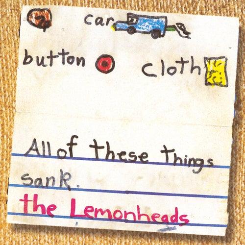 Car Button Cloth von The Lemonheads