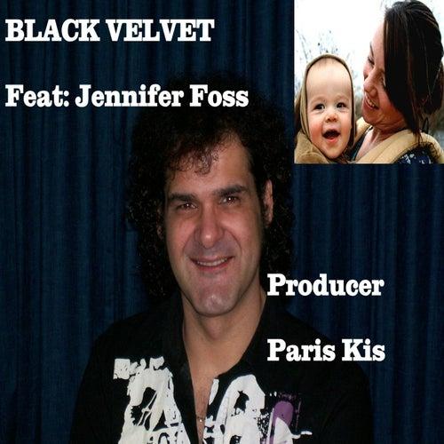 Black Velvet (feat. Jennifer Foss) von Paris Kis