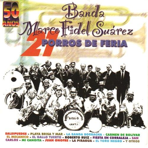 Porros de Feria de Banda Marco Fidel Suarez