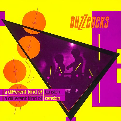 A Different Kind Of Tension (Special Edition) von Buzzcocks