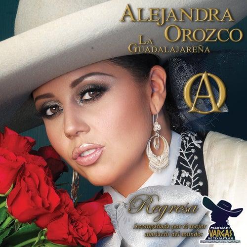 Regresa de Alejandra Orozco