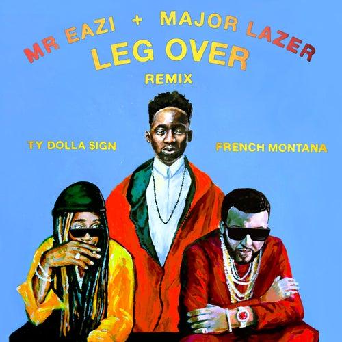 Leg Over (Remix) de Ms. Thing