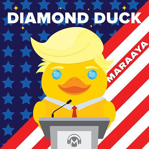 Diamond Duck von Maraaya