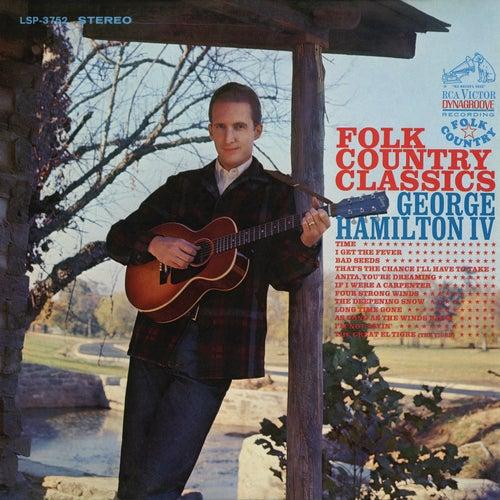 Folk Country Classics de George Hamilton IV