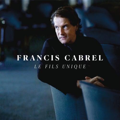 Le fils unique de Francis Cabrel