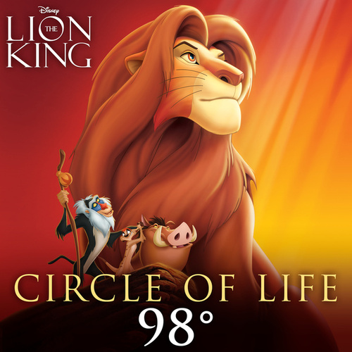Circle of Life de 98 Degrees