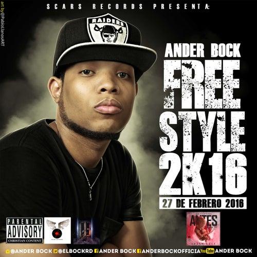 Freestyle 2016 de Ander Bock