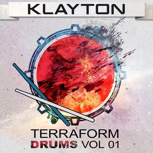Terraform Drums Vol. 01 de Klayton