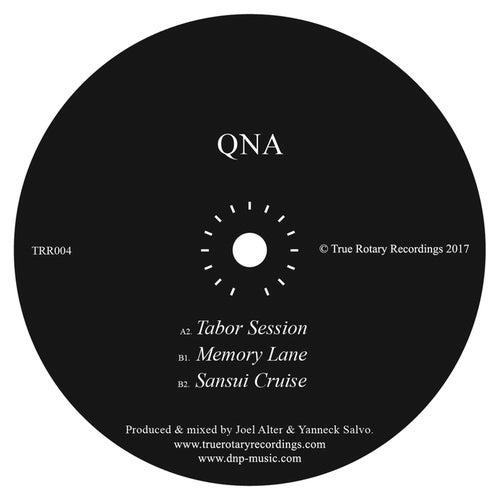 Tabor Session de Qna