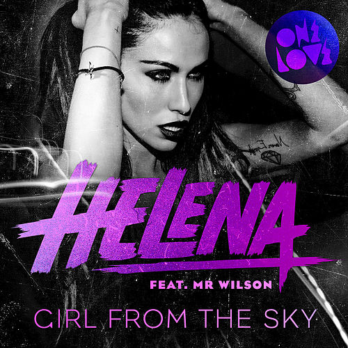 Girl from the Sky von Helena