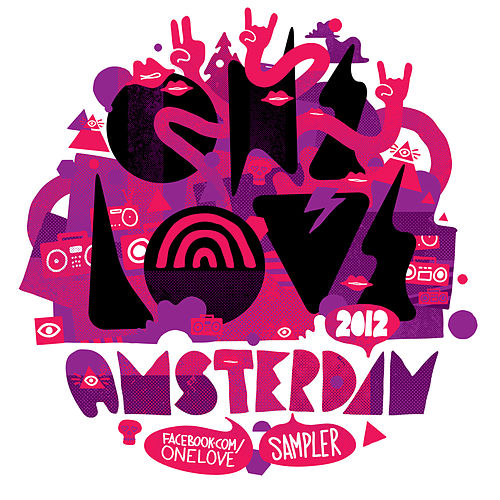 Onelove Amsterdam 2012 von Various Artists
