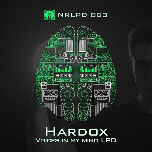 Voices In My Mind LPD - EP by Hardox