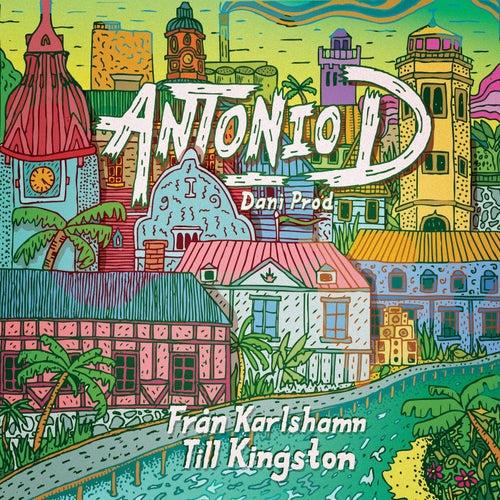 Från Karlshamn till Kingston by Antonio D