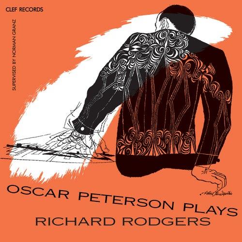 Oscar Peterson Plays Richard Rodgers von Oscar Peterson