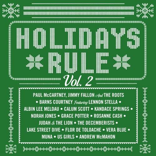 Wonderful Christmastime de Paul McCartney & Jimmy Fallon & The Roots