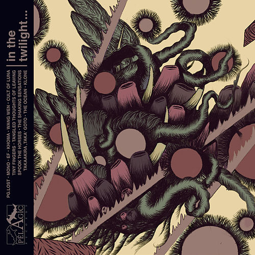 In the Twilight, These Rocks Have Teeth (A Compilation of Contemporary Post Rock and Metal) de Various Artists