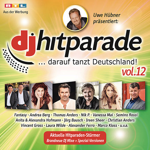 DJ Hitparade, Vol. 12 von Various Artists