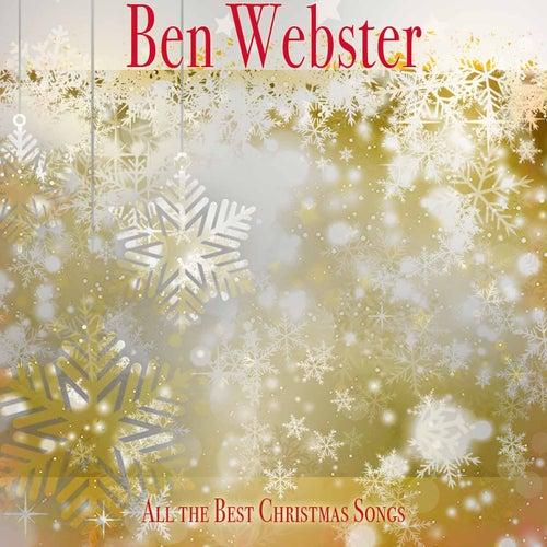 All the Best Christmas Songs de Ben Webster