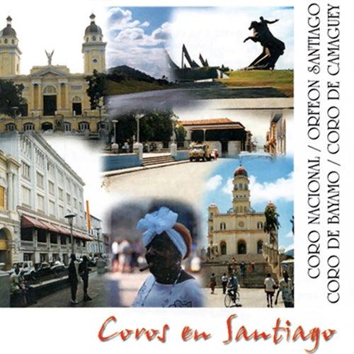 Coros en Santiago (Remasterizado) by Various Artists