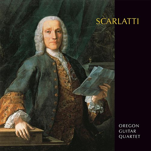 Scarlatti by Oregon Guitar Quartet