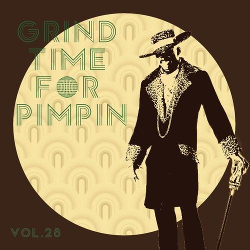 Grind Time For Pimpin,Vol.28 de Various Artists