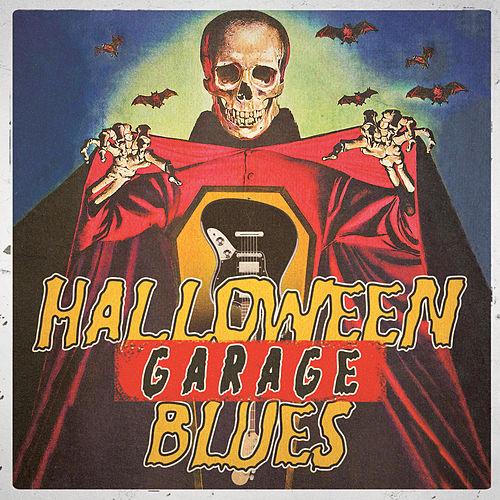 Halloween Garage Blues de Various Artists