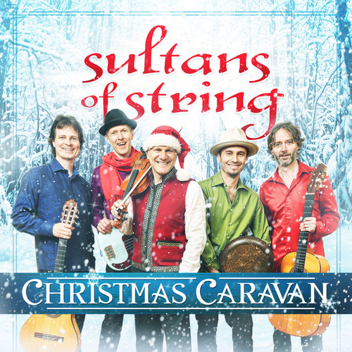 Flight of Angels / Hark the Herald (feat. Chris McKhool & Rebecca Campbell) by Sultans of String
