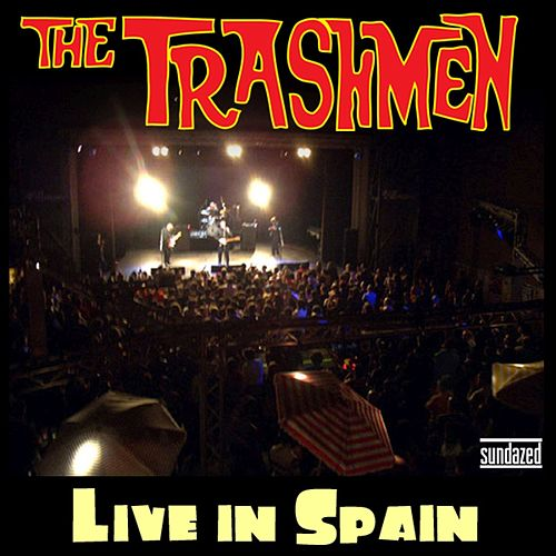 Live in Spain de The Trashmen