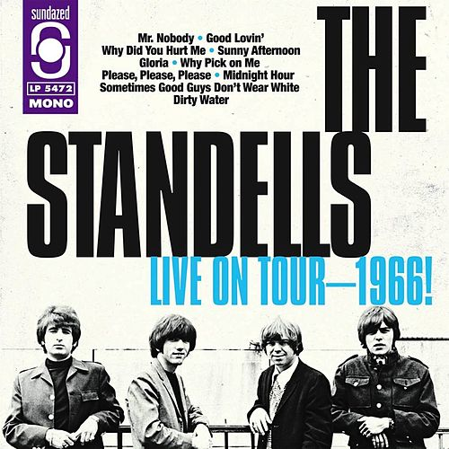 Live On Tour! 1966 de The Standells
