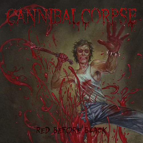 Scavenger Consuming Death by Cannibal Corpse