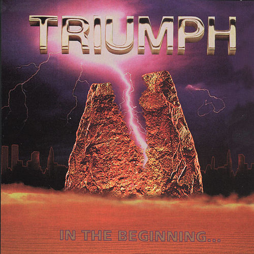 In the Beginning von Triumph