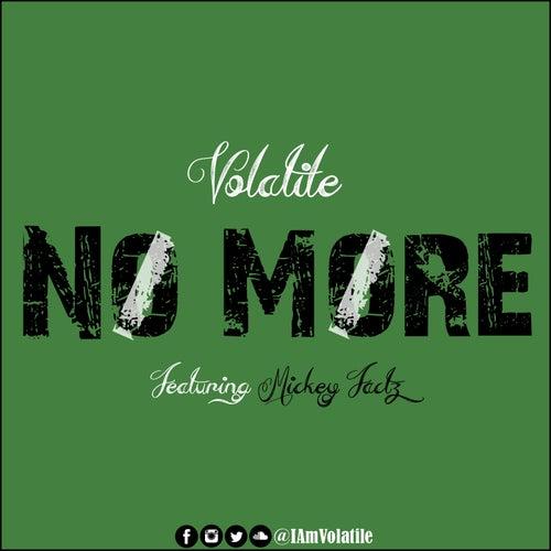 No More [Single] von Volatile