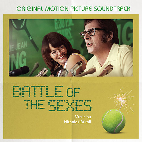 Battle of the Sexes (Original Motion Picture Soundtrack) by Nicholas Britell