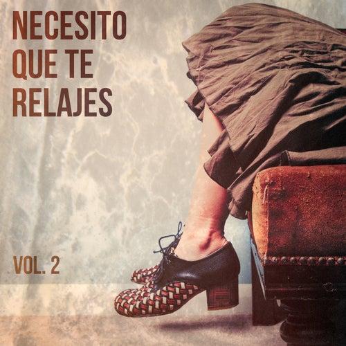 Necesito Que Te Relajes (Música de Relajación Chillout), Vol. 2 von Various Artists
