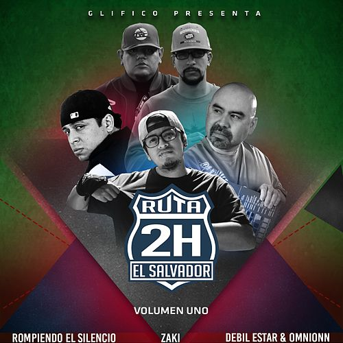 Ruta 2H El Salvador, Vol. 1 de Various Artists
