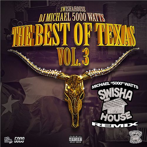 The Best of Texas, Vol. 3 (DJ Michael '5000' Watts Swishahouse Remix) de Various Artists