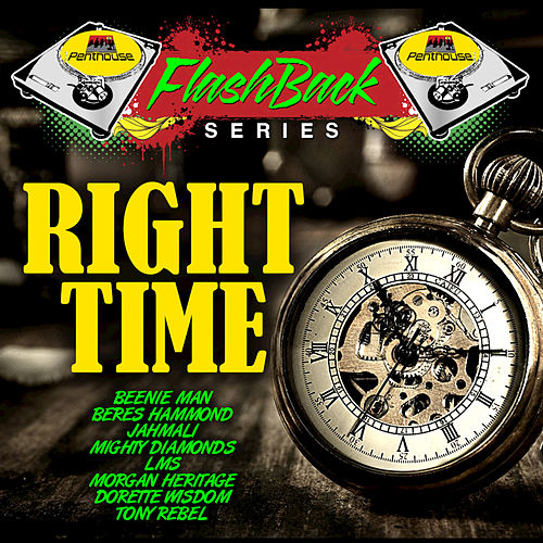 Penthouse Flashback Series (Right Time Riddim) by Various Artists