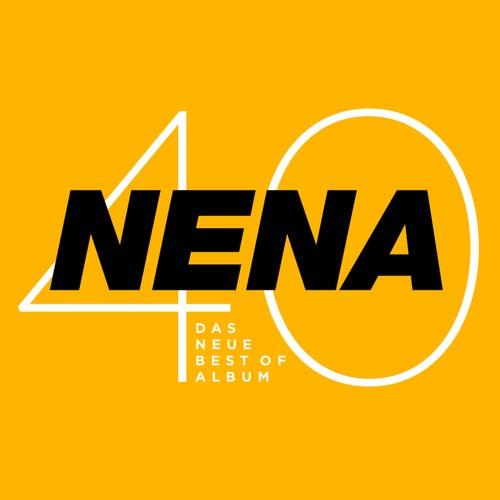 Nena 40 - Das neue Best of Album von Nena