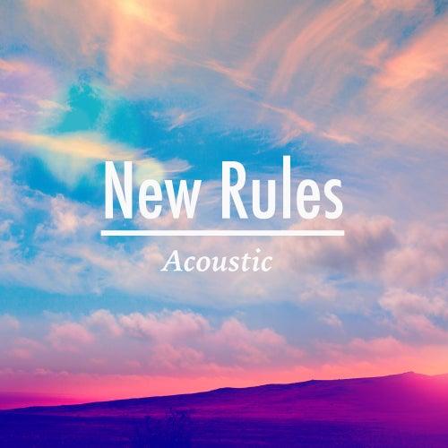 New Rules (Acoustic) de Lusaint