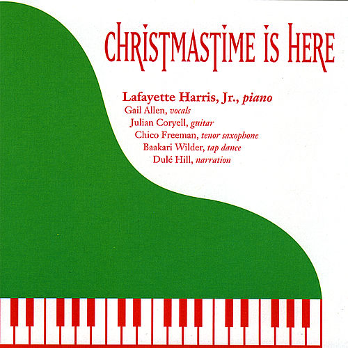 Christmastime Is Here de Lafayette Harris Jr.