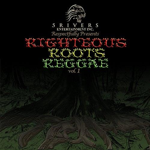 Righteous Roots Reggae, Vol. 1 de Various Artists