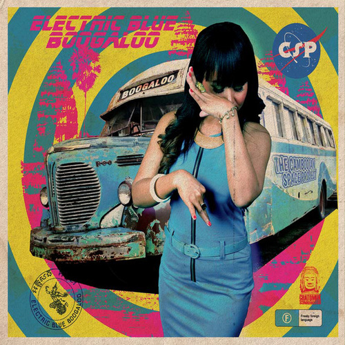 Electric Blue Boogaloo von The Cambodian Space Project