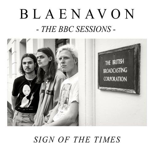 Sign of the Times (BBC Radio 1 Piano Session) de Blaenavon