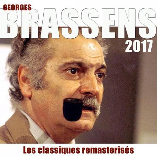 Brassens 2017 (Les classiques remasterisés) de Georges Brassens