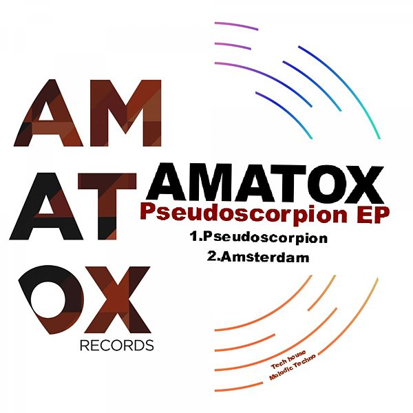 Pseudoscorpion by Amatox : Napster