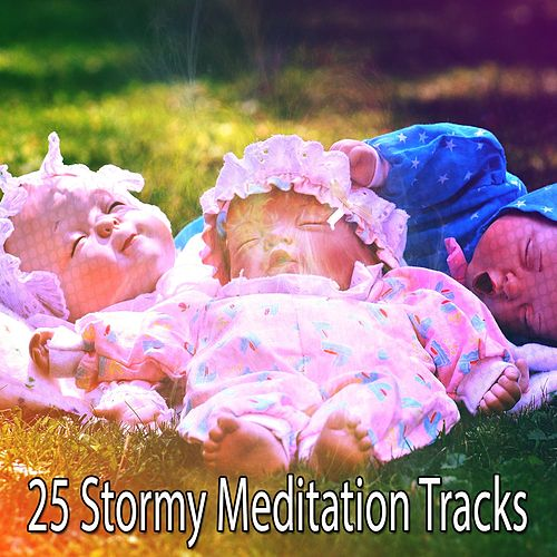 25 Stormy Meditation Tracks de Thunderstorm Sleep