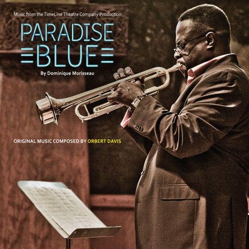 Paradise Blue von Orbert Davis