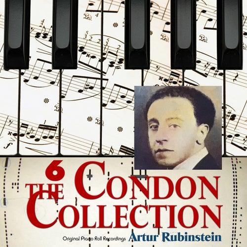 The Condon Collection, Vol. 6: Original Piano Roll Recordings de Artur Rubinstein
