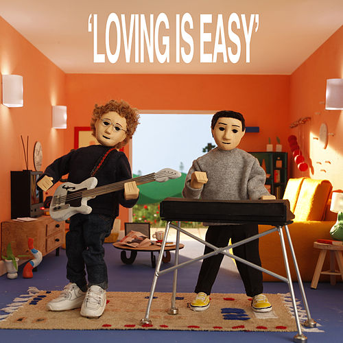 Loving Is Easy de Rex Orange County
