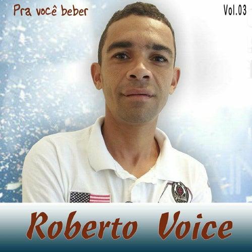 Pra Você Beber, Vol. 3 de Roberto Voice